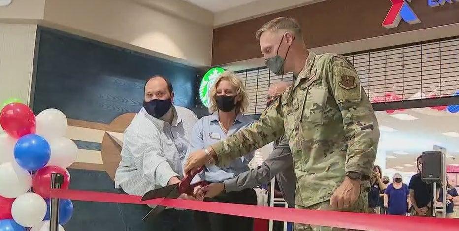 Luke Air Force Base reveals major renovations to its Base Exchange