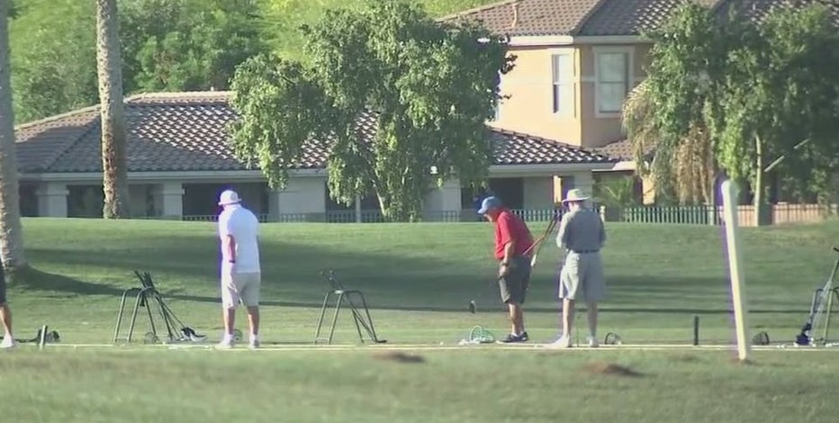 Golf courses around the Valley donate fees to family of fallen Chandler Police Officer
