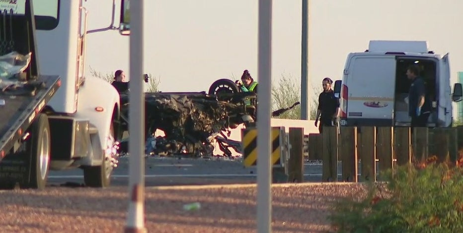 3 dead in wrong-way crash on Loop 101 at Camelback Road in Glendale