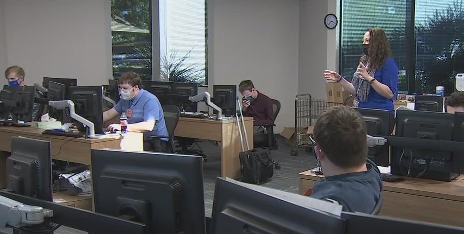 New Phoenix center helps employ people with autism, other developmental disabilities