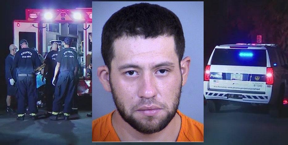 PD: 2 dead, woman injured in Phoenix shooting