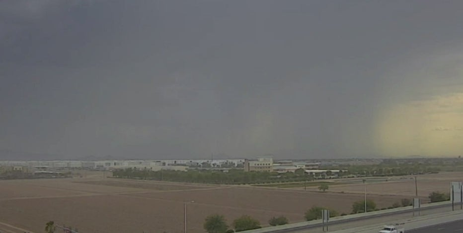 Multiple warnings, advisories issued by National Weather Service as monsoon weather returns to the Valley