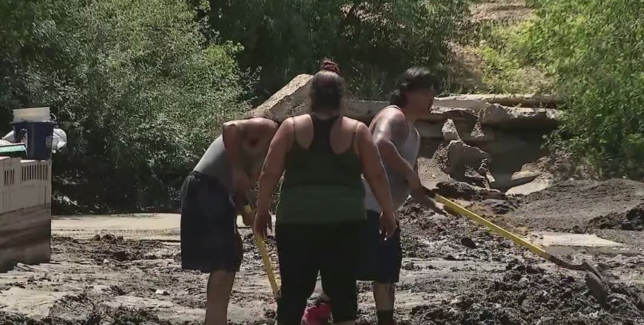 2 weeks after storm brought devastating flooding, Miami residents are still cleaning up