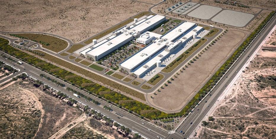 Facebook constructing solar-powered data center in Mesa