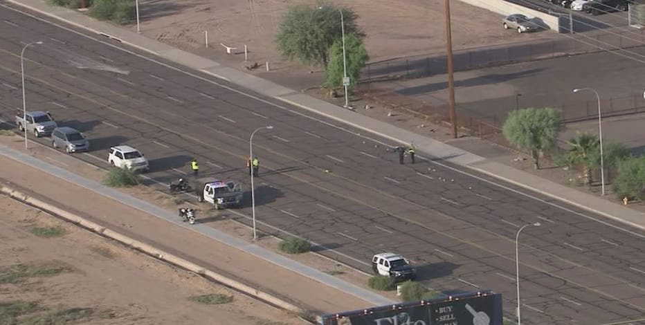 PD: Man killed in hit-and-run crash in Tempe