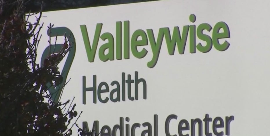 Valleywise Health sees increase in COVID cases, mostly in unvaccinated patients