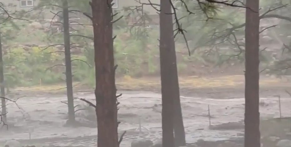 Arizona Gov. Ducey issues emergency declaration for Coconino County over flood damage