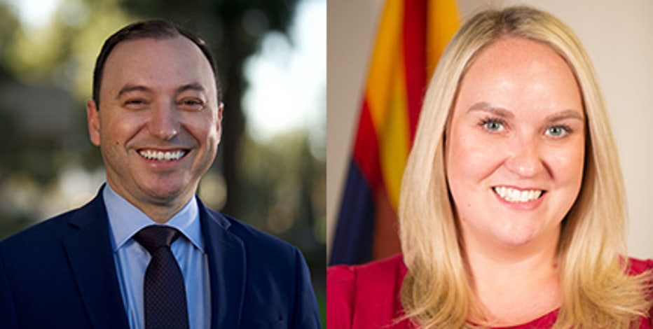 2 top aides to Arizona Gov. Doug Ducey leaving for new jobs