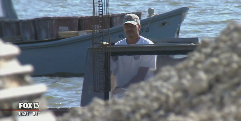 Fla. spends millions fighting for oyster industry; fishermen say it's a waste