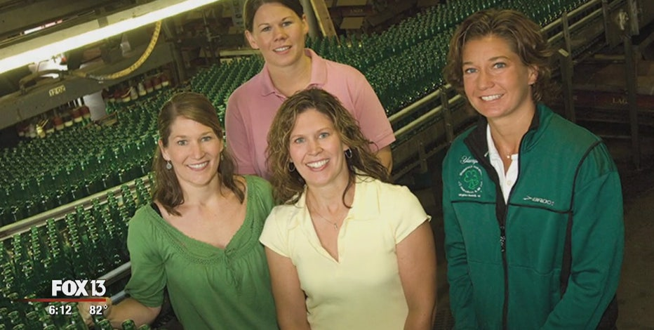 New, all-female generation takes helm at Yuengling