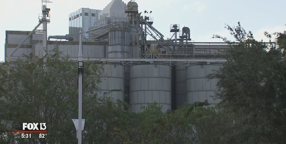 Flour mill to make way for Water Street development