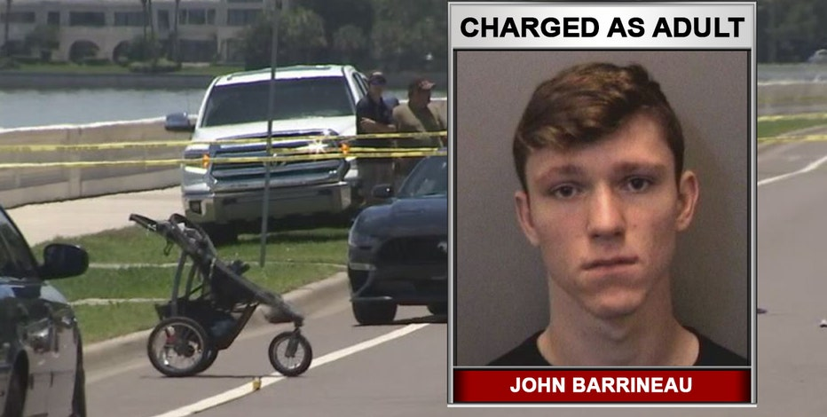 Teen to be charged as adult in deadly Bayshore crash
