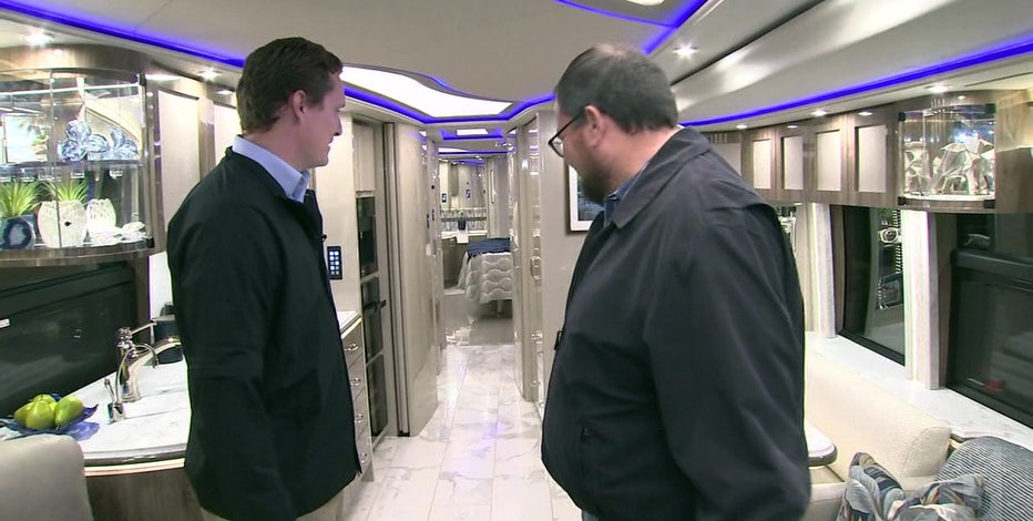 This $2-million RV is fancier than a house