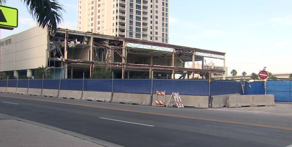 To get harbor view, Clearwater demolishes Harborview Center