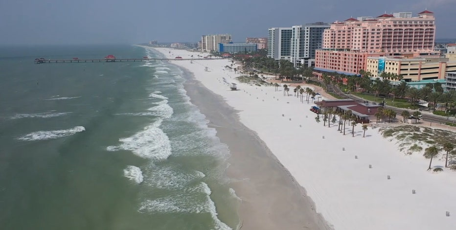 Florida tourism numbers lowest since 2010