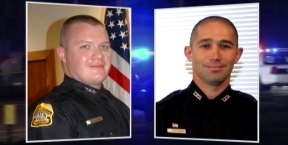 'Never forgotten' Ten years ago, two Tampa police officers were murdered during a traffic stop