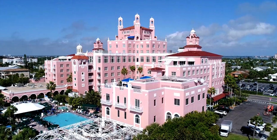 Don CeSar claims top spot in Florida architecture contest