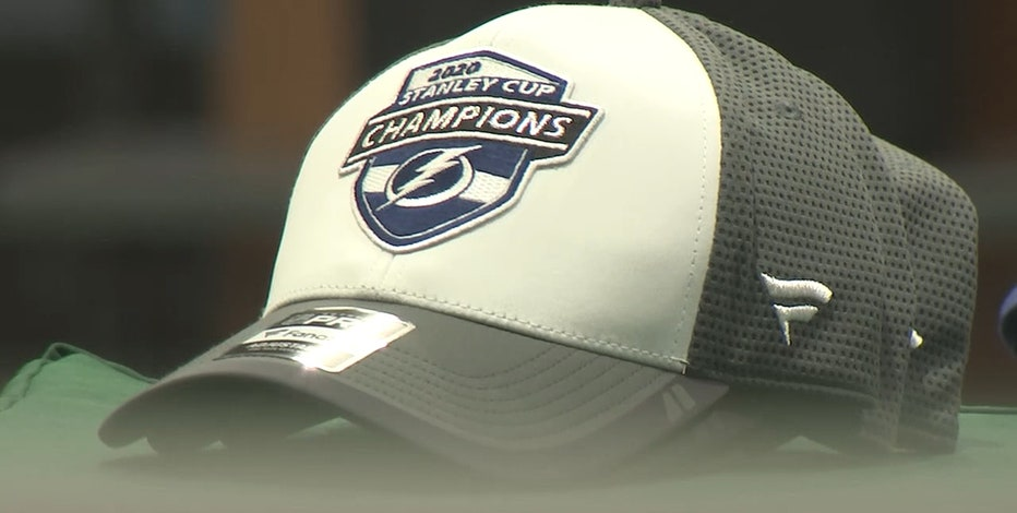 Here's where you can find Stanley Cup gear to support the Lightning's win