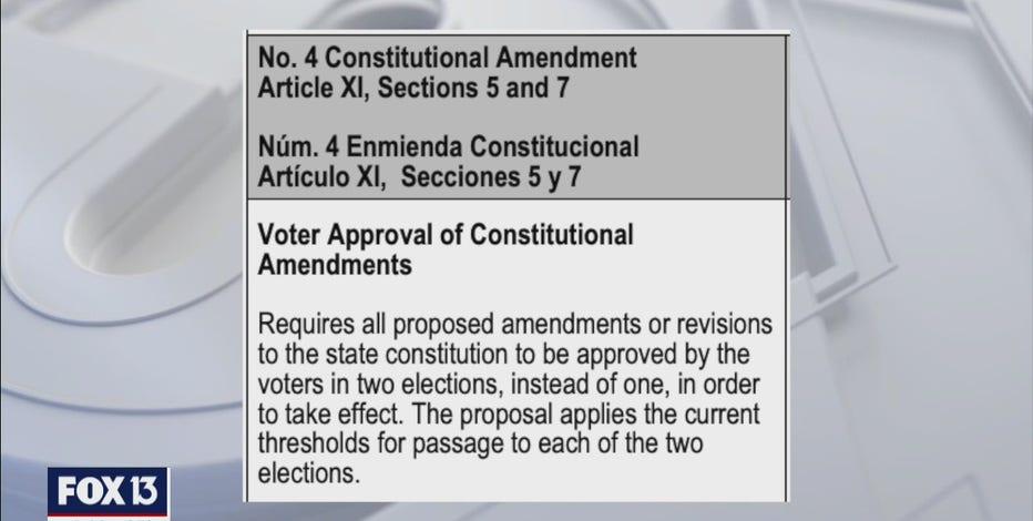 Florida Amendment 4 explained: Amendment ratification changes