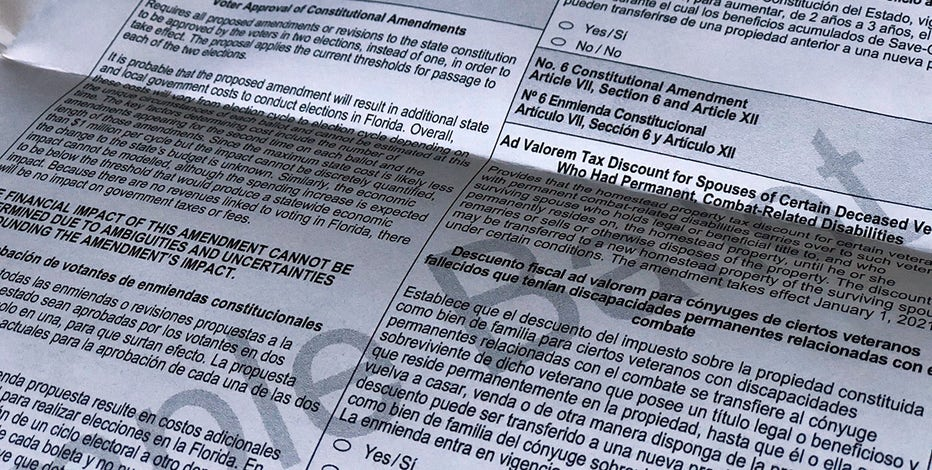 Amendment 4 falls short, preserving Florida's amendment approval process