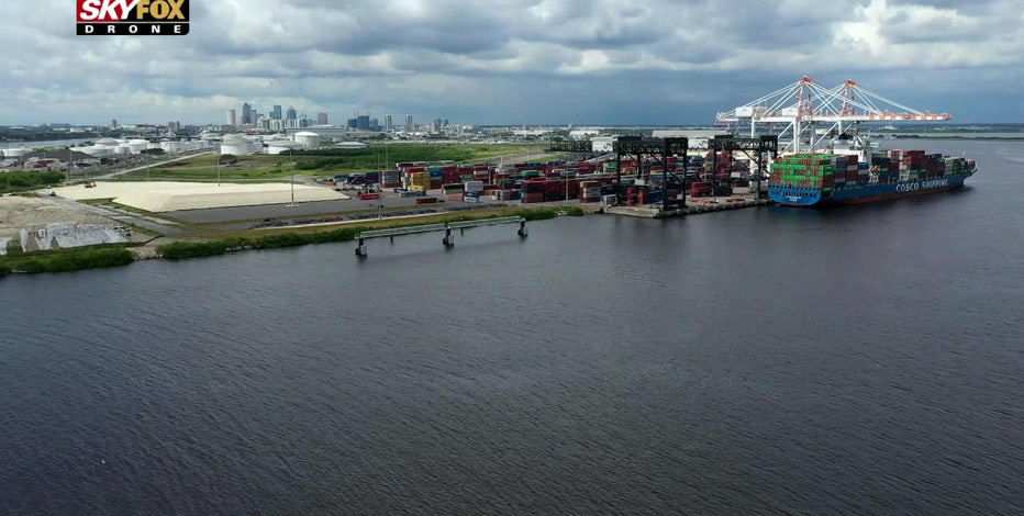 Tampa's diverse port stays busy, even during pandemic