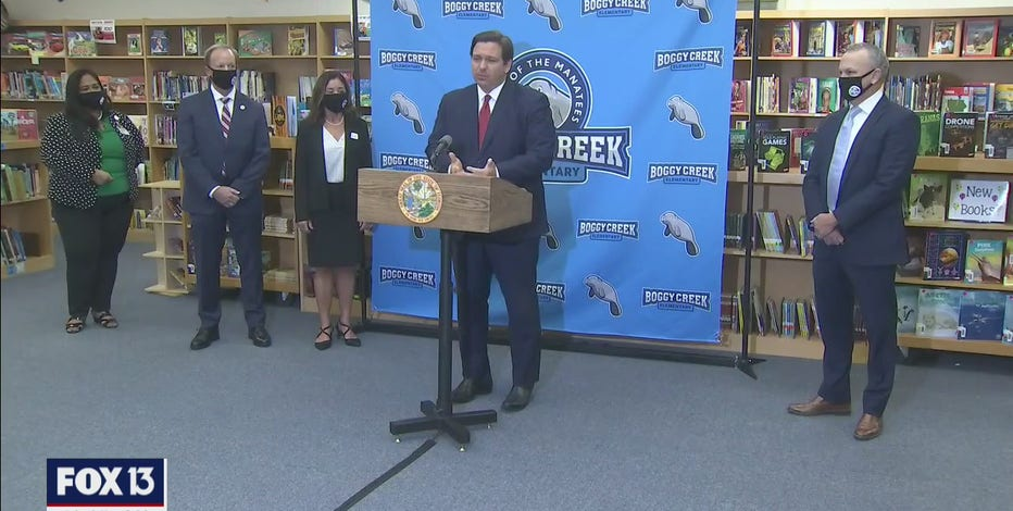DeSantis vows no statewide restrictions despite rise in COVID-19 cases