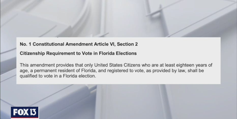 Amendment 1 approved by 80% of Florida voters