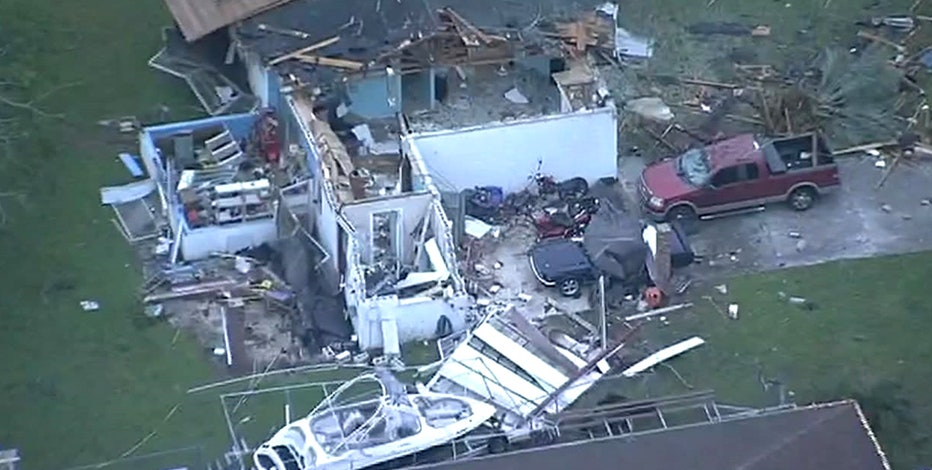 From Pinellas to Polk, clean-up continues after tornadoes ripped through area