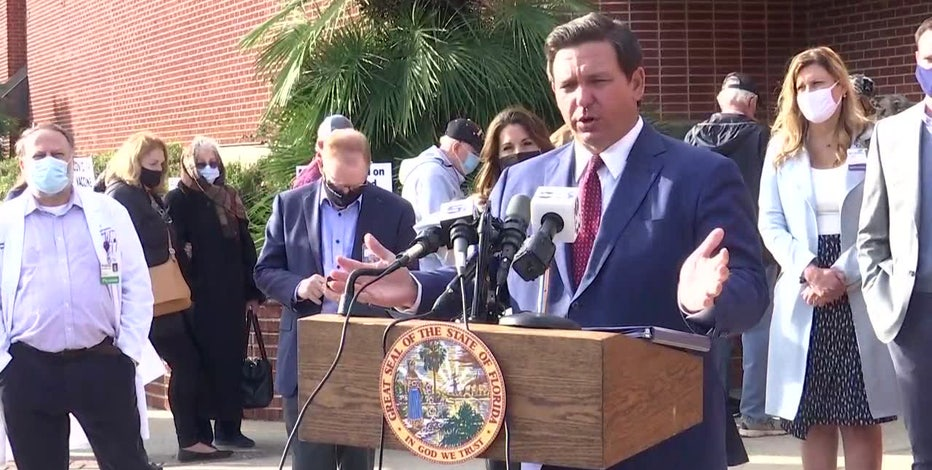 DeSantis maintains opposition to local COVID-19 rules