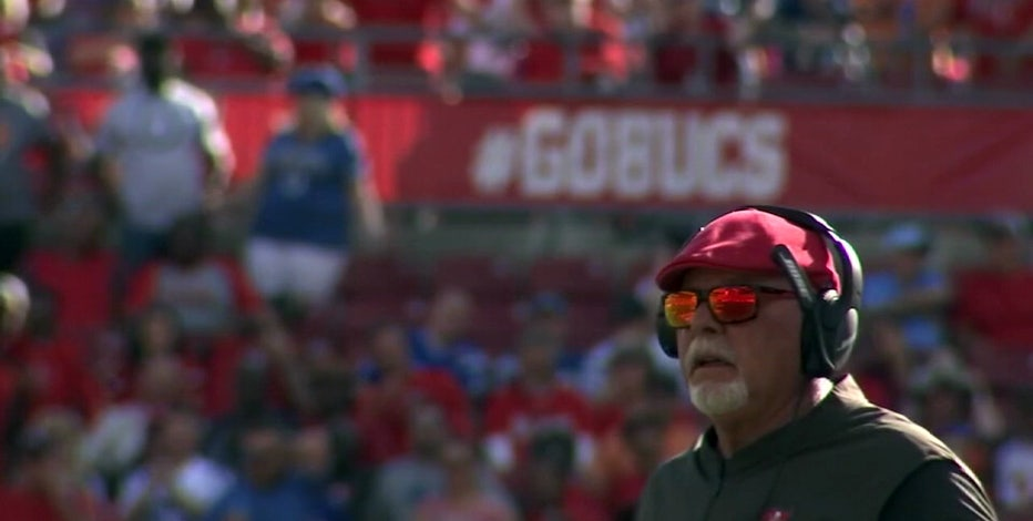 Arians' hiring put struggling Buccaneers on path to Super Bowl 55