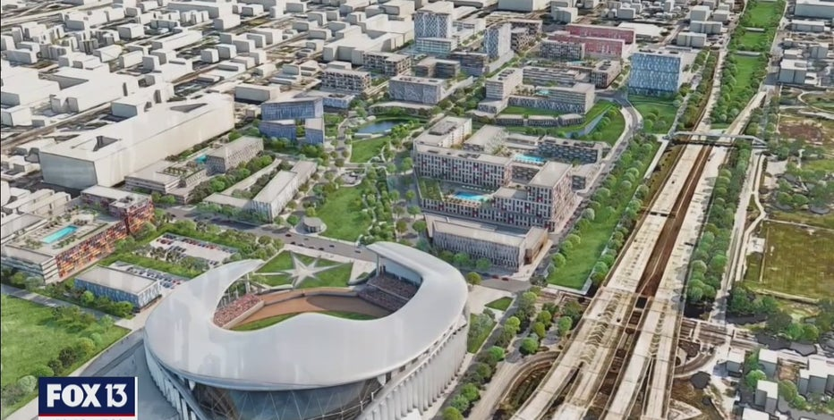 First glimpse: Options with and without Tropicana Field included in redevelopment pitches