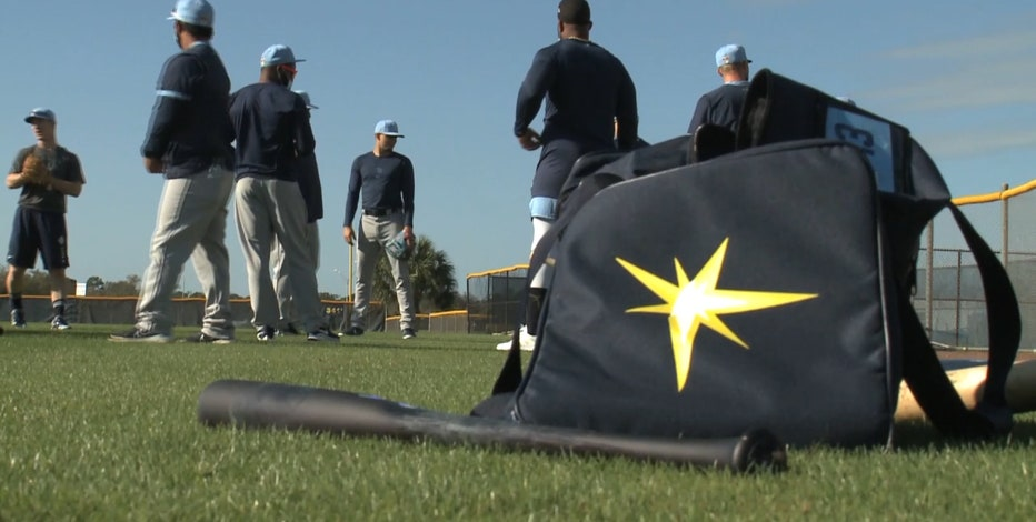 Spring training games come with changes for Rays fans