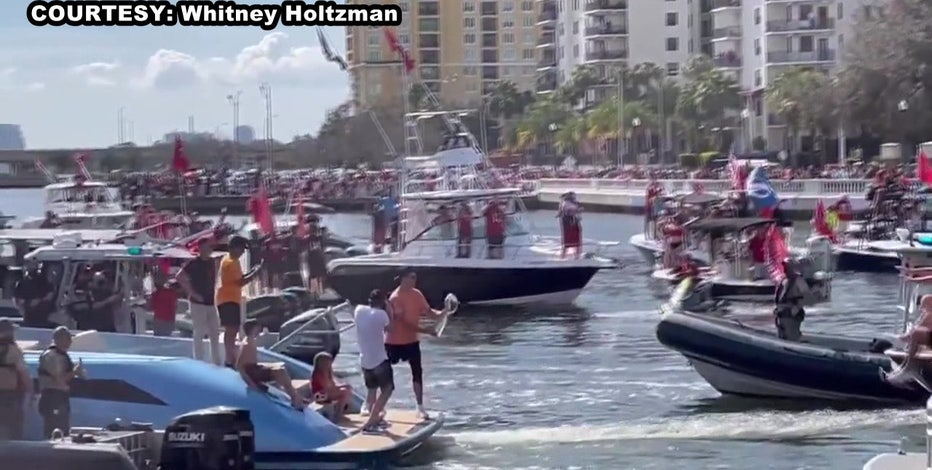 What if the Lombardi Trophy had been dropped after Brady's boat parade toss?