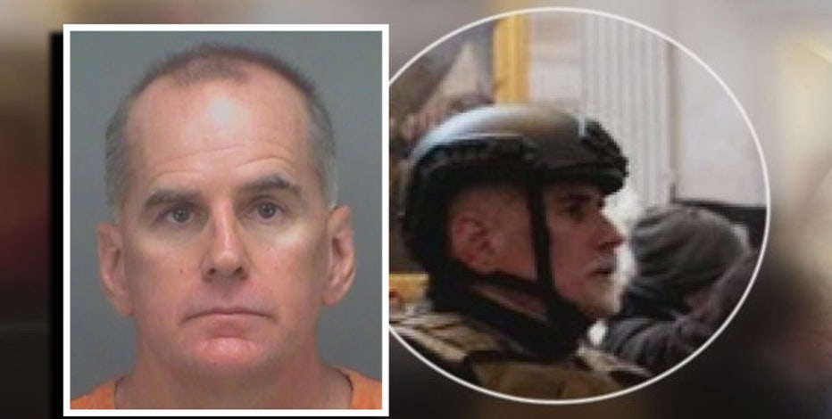 Seminole Man Arrested In Capitol Riot Investigation