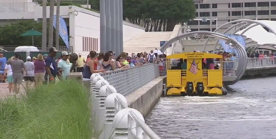 Organizers explain why Tampa Riverfest, Gasparilla had to cancel but the Super Bowl did not