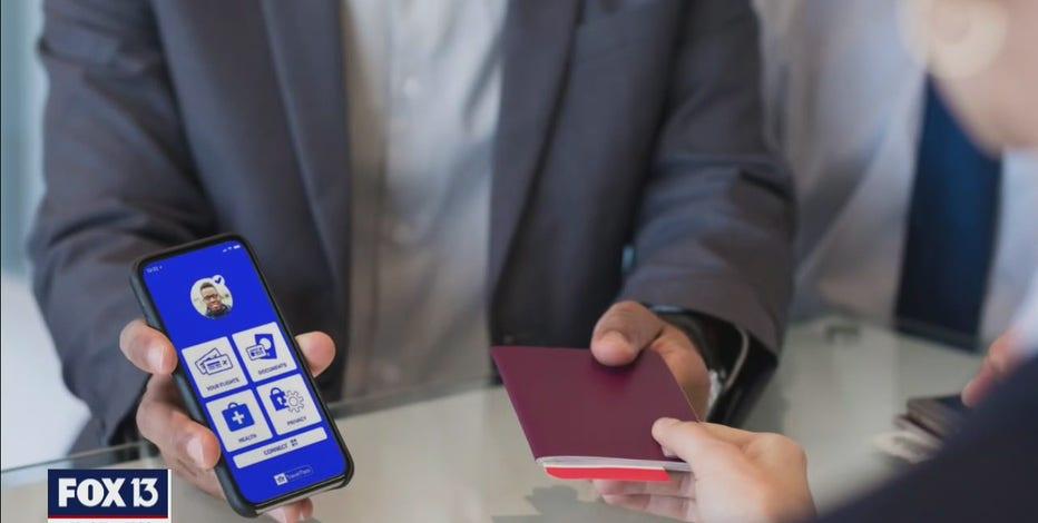 DeSantis rips idea of 'COVID-19 passports'