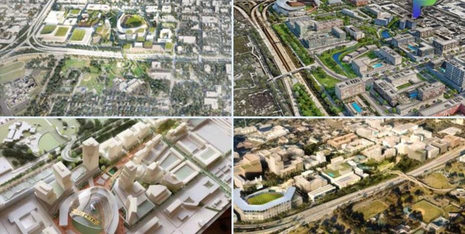 St. Pete narrows list of Tropicana Field developers