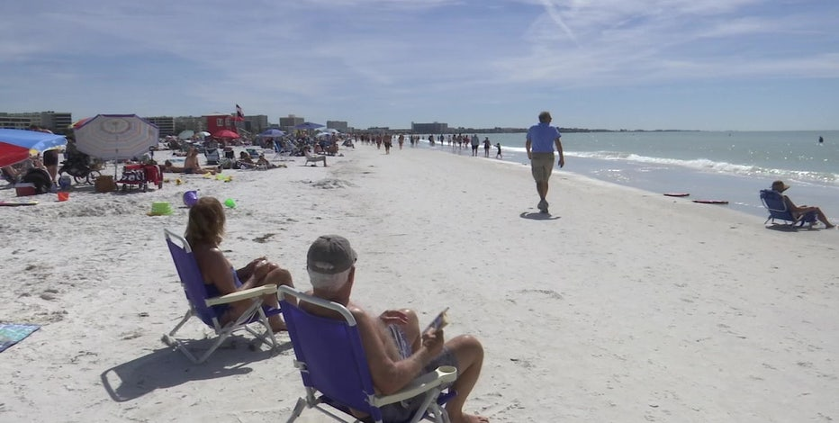 Local leaders remind visitors, residents of safety precautions as spring break returns