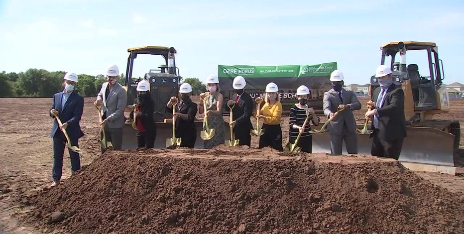 Hillsborough County breaks ground on new school 1 day after announcing job cuts