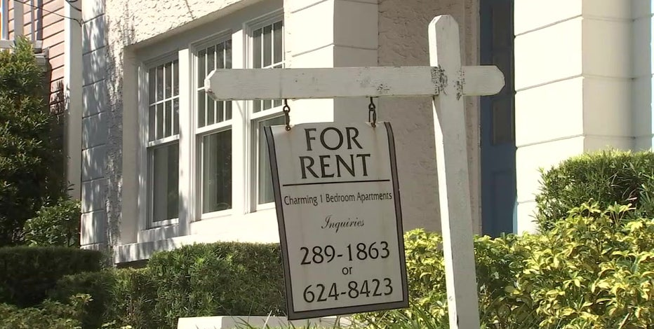 Tampa Bay area sees sharp increase in rent costs
