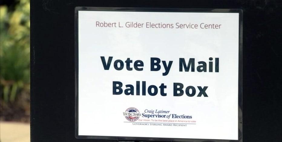 Fla. GOP senators back vote-by-mail overhaul, including ban on ballot drop-boxes