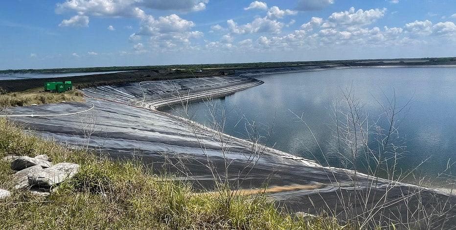 Gov. DeSantis calls for full cleanup of Piney Point following reservoir leak