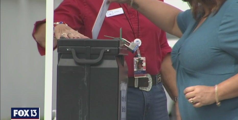 GOP targets ballot drop boxes in Georgia, Florida, elsewhere