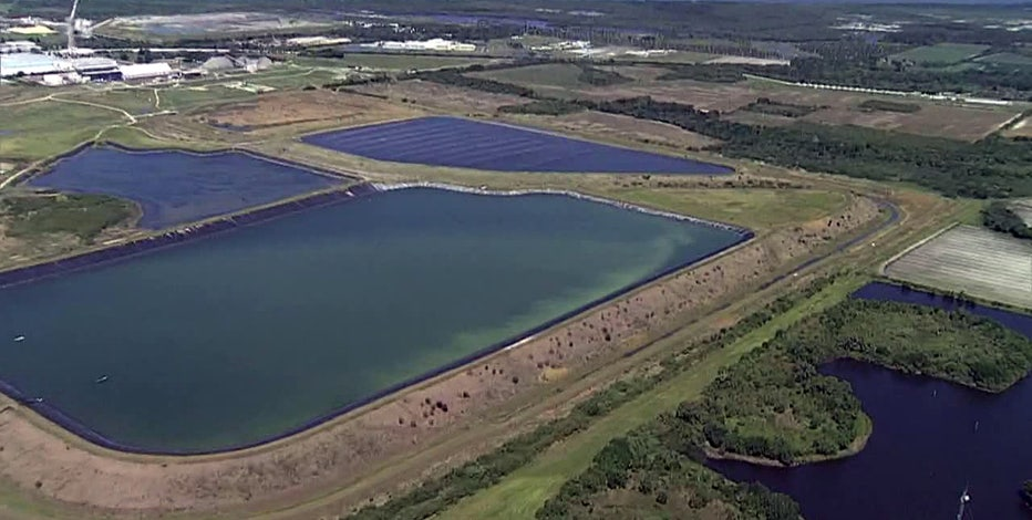 Piney Point wastewater leak: A history of the former phosphate plant site