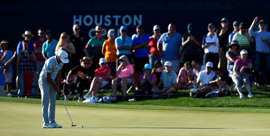 5-year partnership between Astros Foundation, PGA Tour for Houston Open