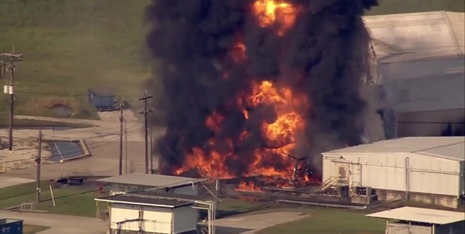 Arkema executive indicted on charge in connection to Crosby fire during Harvey