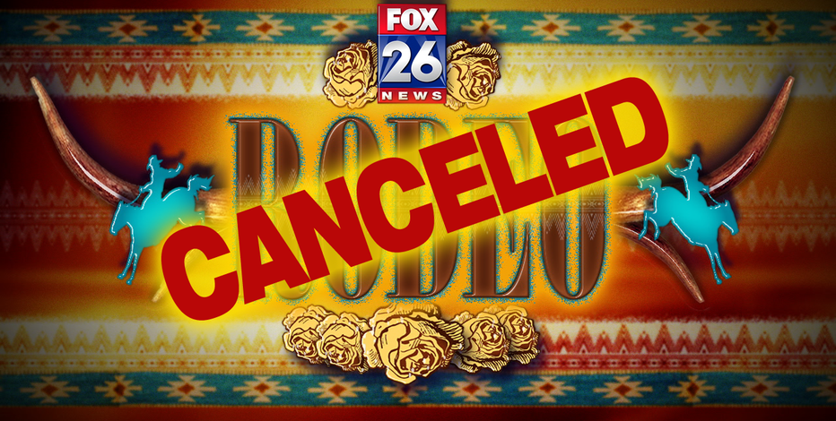 Houston Rodeo canceled after local COVID-19 cases