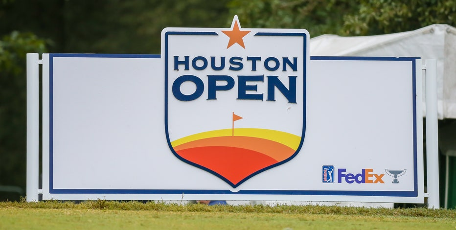 2020 Houston Open moved to November 2-8 weekend