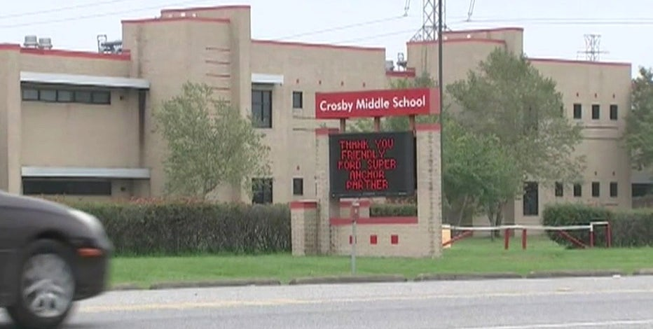 Crosby ISD's back-to-school plans released as two coaches test positive for COVID-19