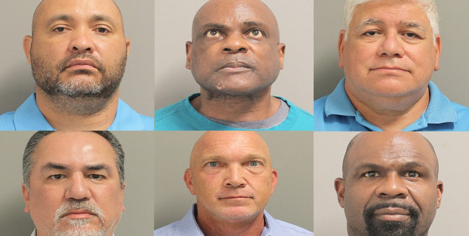 Harris County grand jury indicts six former Houston police officers in deadly drug raid